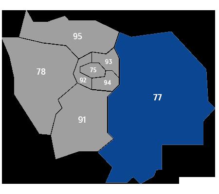 Diagnostic immobilier Seine-et-Marne